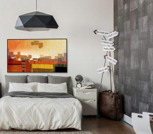 Deixe a decoração do seu quarto mais aconchegante