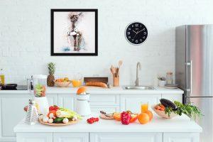 Sua Cozinha Mais Charmosa com Quadros Decorativos